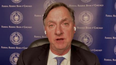 Chicago Fed president: Stronger fiscal support is needed