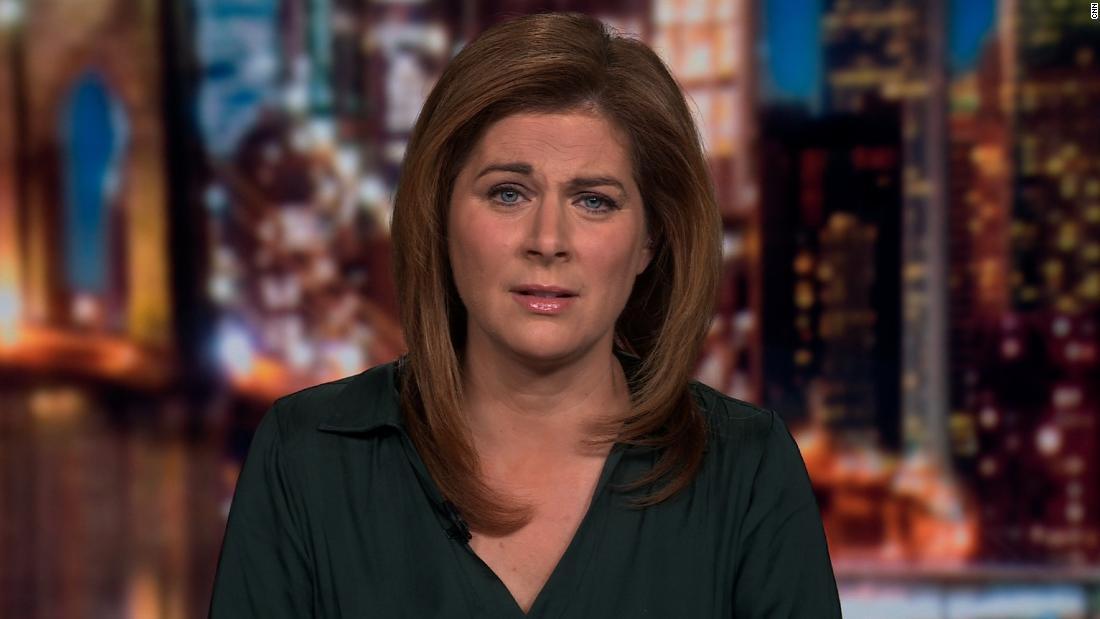 CNN's Erin Burnett: Barr is leaving Trump on island of his most die hard sycophants