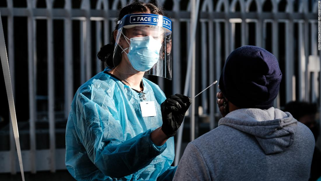 CDC will decrease coronavirus quarantine time from 14 to 7-10 days – CNN