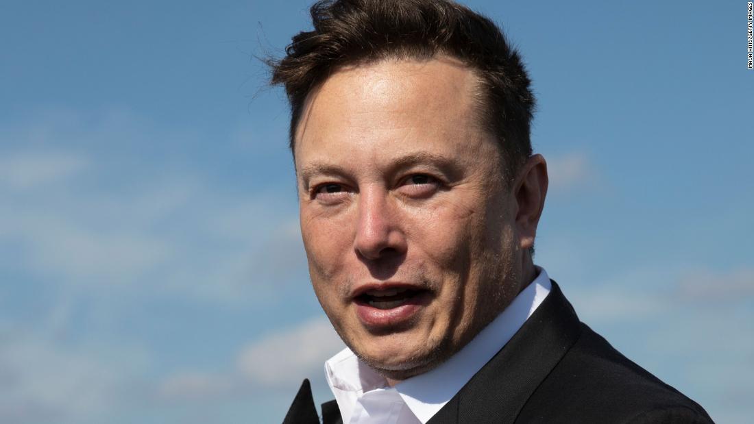 Elon Musk warns employees Tesla's stock could 'get crushed like a soufflé under a sledgehammer' – CNN