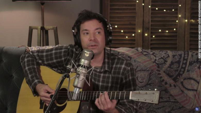 jimmy Fallon spoofs Taylor Swift's 'Folklore' in a parody documentary