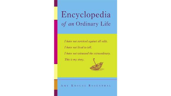 """""""Encyclopedia of an Ordinary Life, a Memoir"""""""
