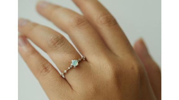 Kataoka Opal Sakura Ring