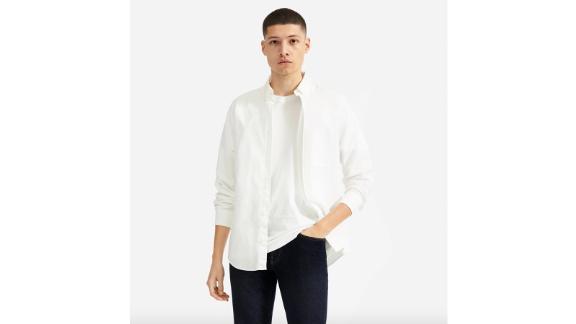 Everlane Uniform Slim Fit Japanese Oxford