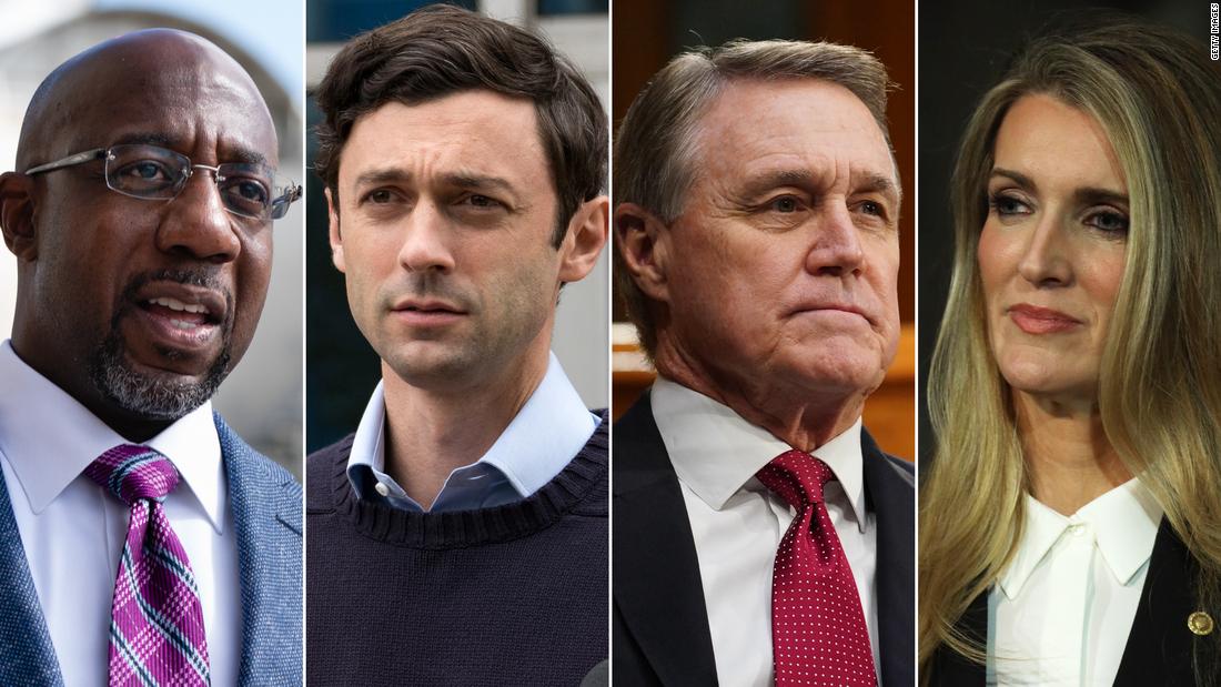 Georgia Senate runoff election: Live updates – CNN
