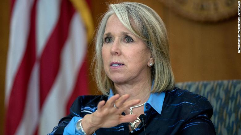 Michelle Lujan Grisham leading contender to lead HHS, expected to be nominated