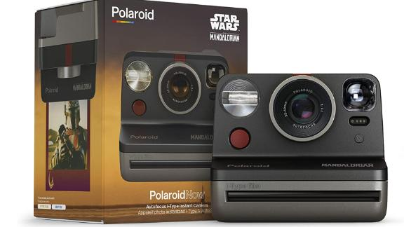 "Polaroid Originals Now I-Type Camera ""Star Wars"" ""The Mandalorian"" Edition"