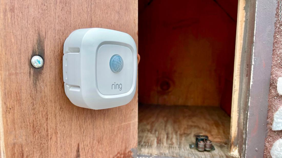Know just when your mail is delivered with Ring's Mailbox Sensor