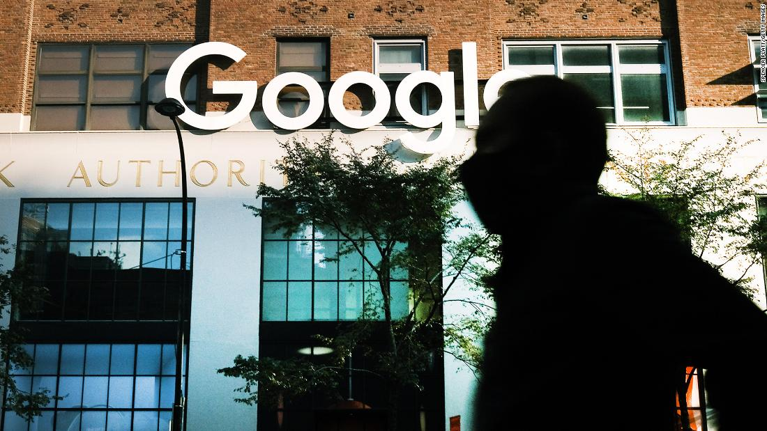www.cnn.com: Google settles with Department of Labor over allegations of worker discrimination