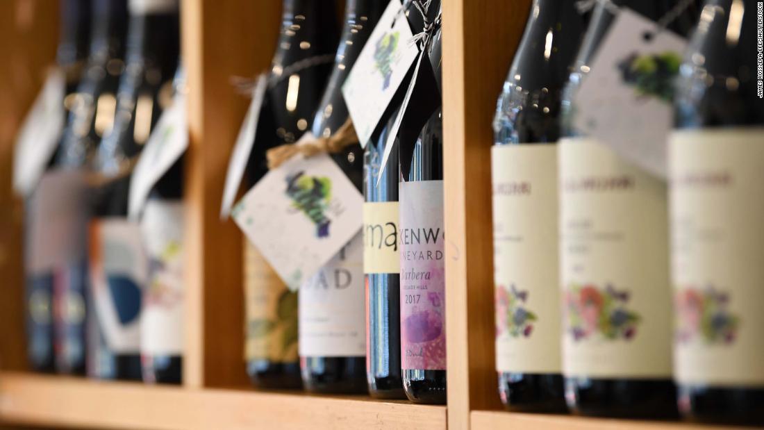 Defy China and buy Australian wine, politicians urge