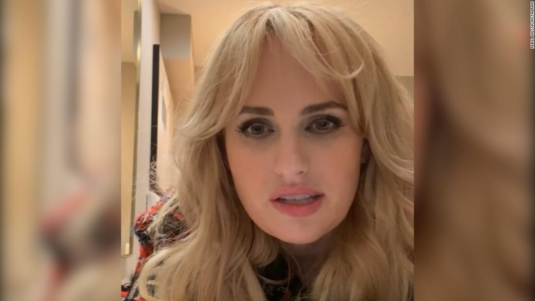 Rebel Wilson Got Some Bad News And Feels Those Struggling With Fertility Cnn