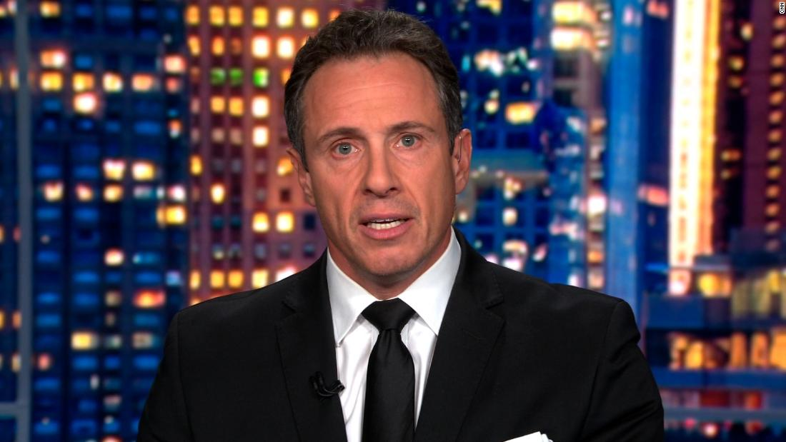 Chris Cuomo explains why CNN won't air Trump's 46-minute speech