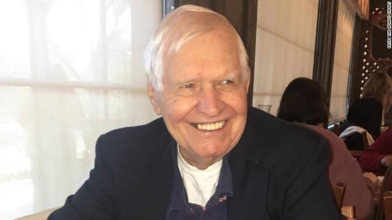 Lon Adams, who developed the recipe for Slim Jim jerky, dies of Covid-19