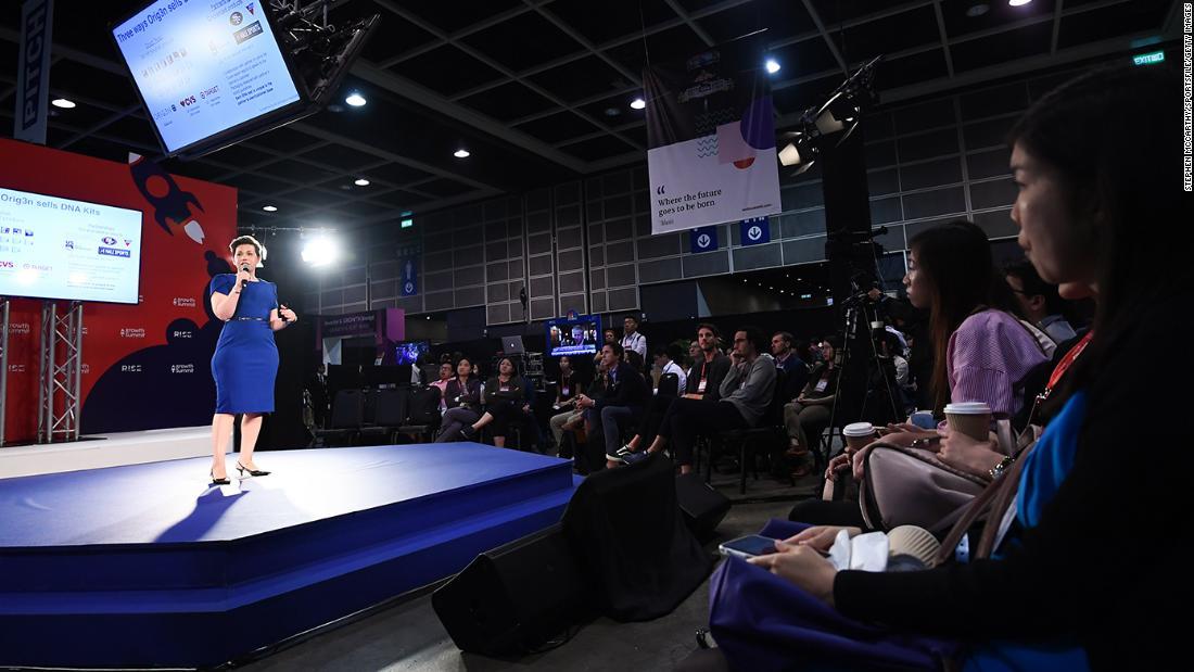 Hong Kong just lost a splashy tech conference to Kuala Lumpur