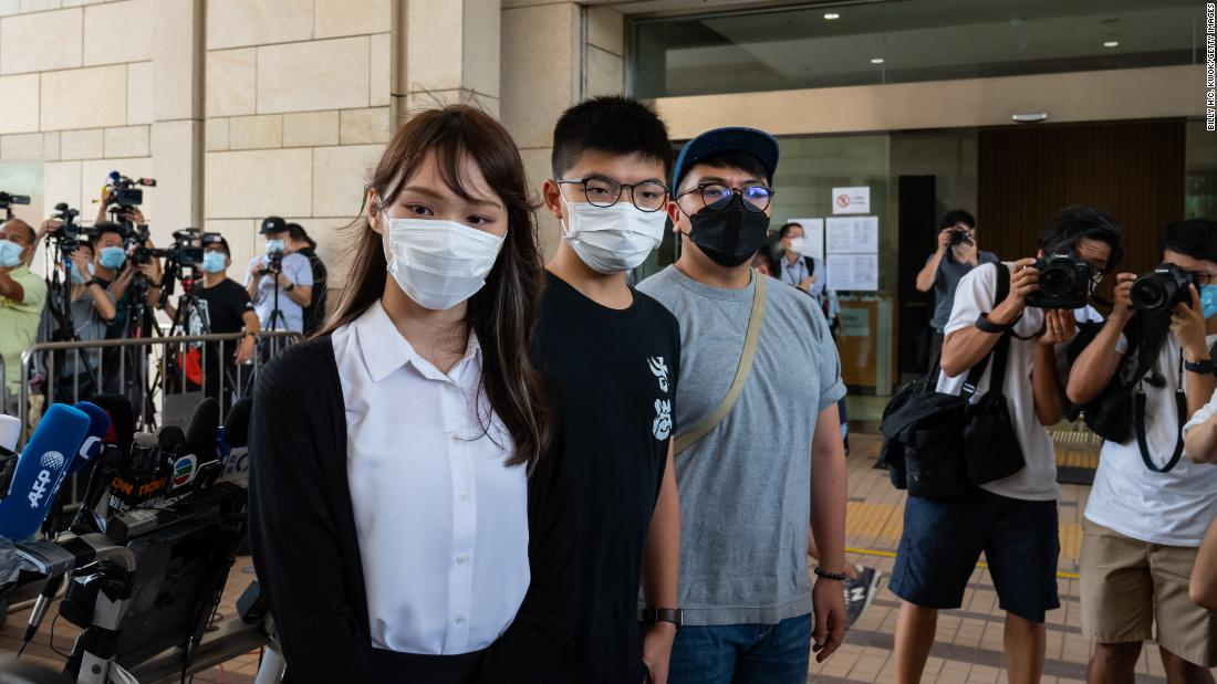 With arrests and a security law, who is left to fight for democracy in Hong Kong?