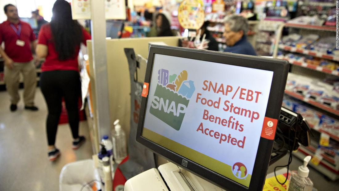 Online grocery shopping is growing, but millions of Americans on food stamps are being left behind