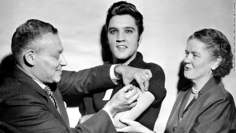How Elvis Presley can help us with a Covid vaccine