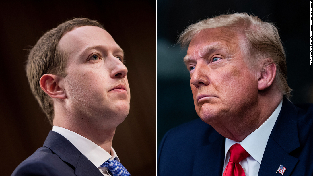 All eyes are on the Facebook Oversight Board as its decision on Trump's account looms