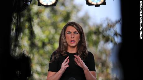 La directrice des communications de la Maison-Blanche, Alyssa Farah, démissionne