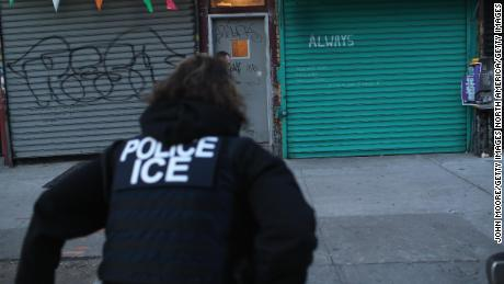 Biden administration rolls out new rules placing stricter enforcement parameters on ICE