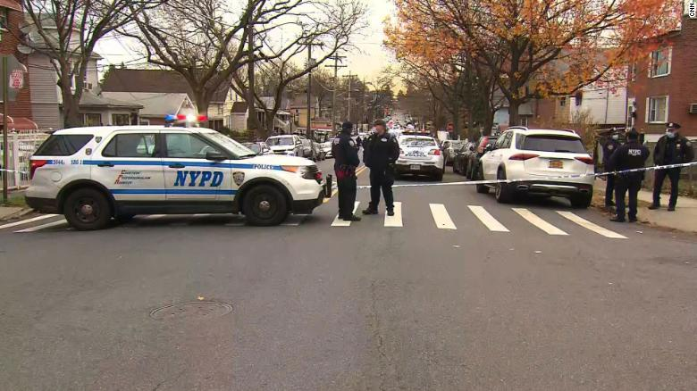 Two US marshals shot in the Bronx in confrontation with suspect in Massachusetts state trooper shooting