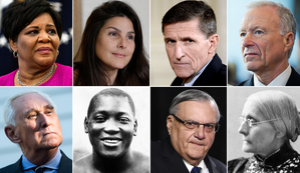 Here are the high-profile pardons and commutations Trump has granted during his presidency