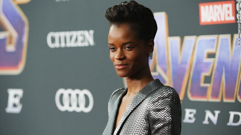 'Black Panther' star Letitia Wright faces backlash for posting video criticizing coronavirus vaccines