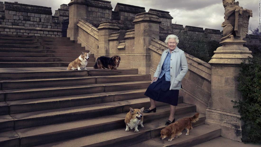 Queen loses another of her beloved dogs