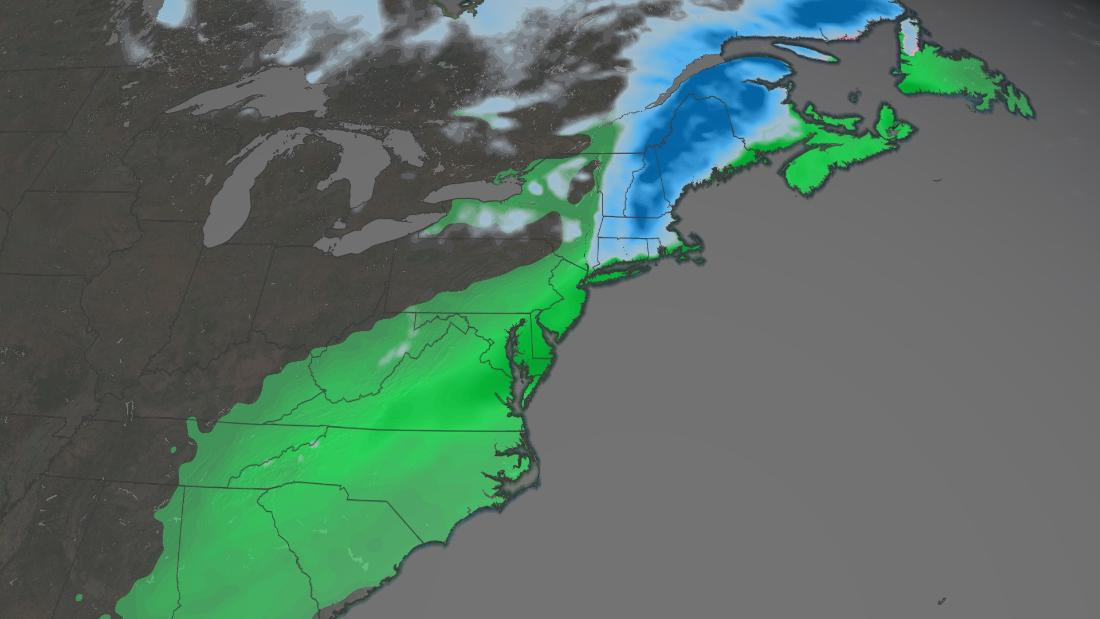 New England braces for 'bomb cyclone'