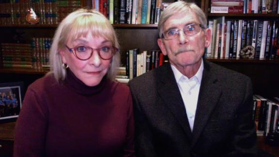 Susan and Dr. Thomas Froehlich