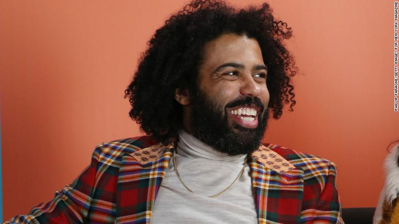 'Hamilton' star Daveed Diggs brings his unique style to a new Hanukkah song