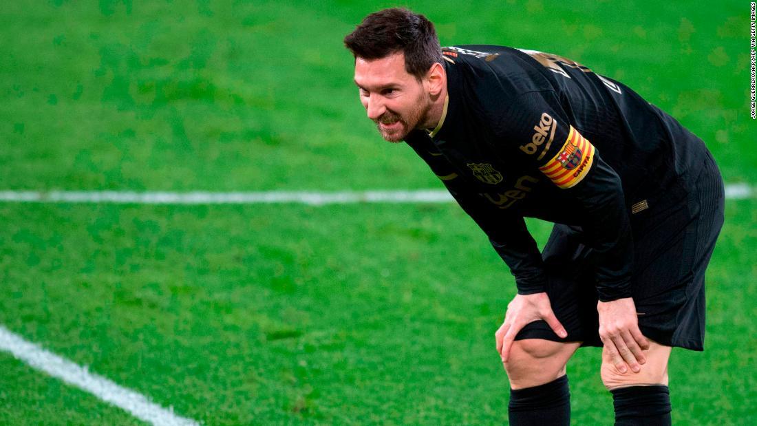 Barcelona suffers shock defeat against Cádiz