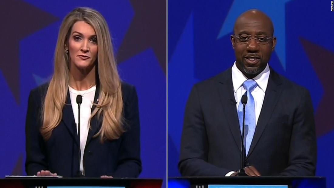 4 takeaways from the Georgia Senate debate