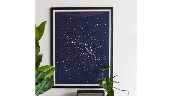 Iveta Abolina Star Constellations Art Print