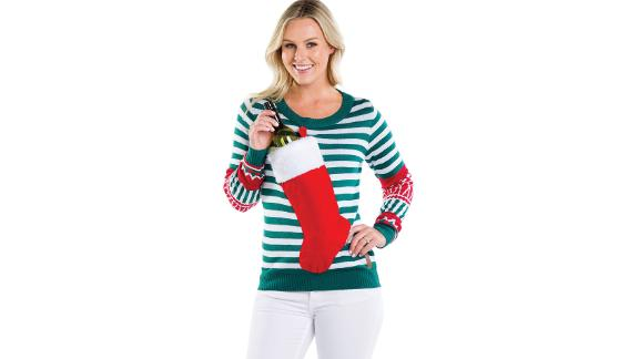 Tipsy Elves Stocking Stuffer Ugly Christmas Sweater