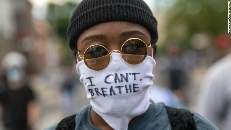 The year's top quotes: 'Wear a mask' and 'I can't breathe'