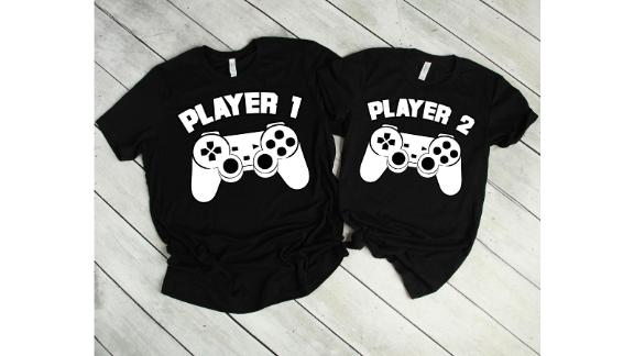 Couple Gamer Shirts