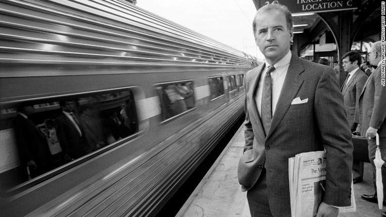 'Amtrak Joe' could arrive for his inauguration by train