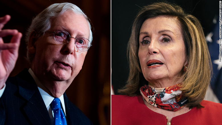 Pelosi and McConnell need to make a stimulus deal to protect renters