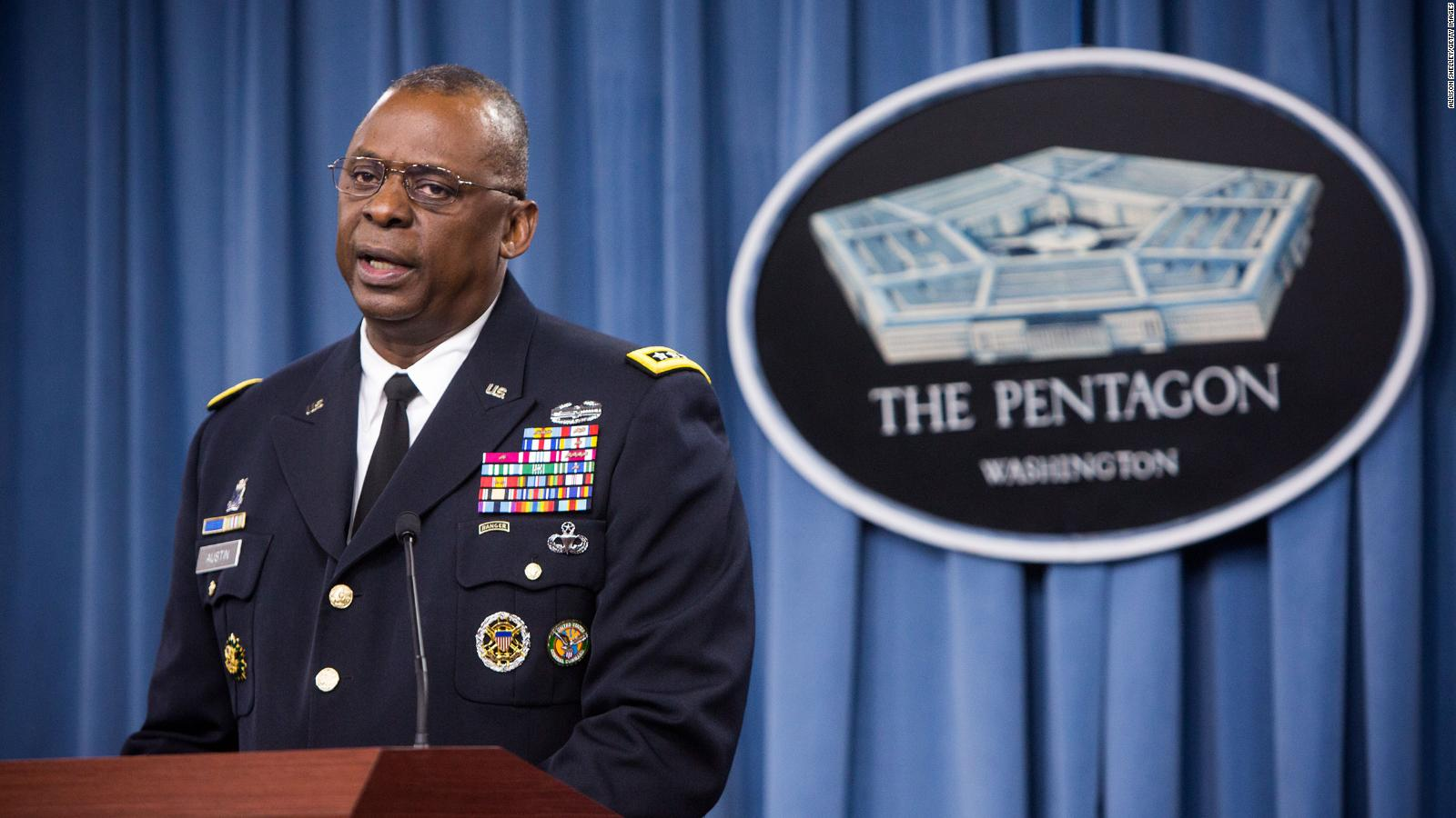 Biden Picks Retired Gen Lloyd Austin To Be His Secretary Of Defense Sources Say Cnnpolitics