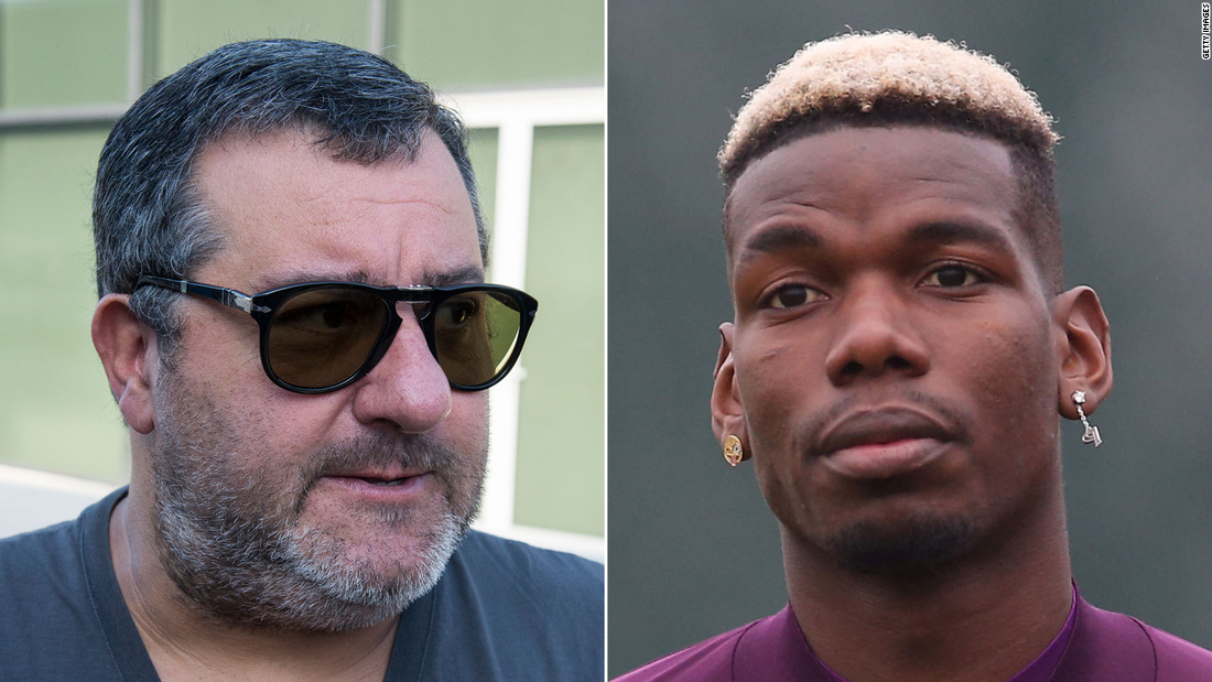 Paul Pogba should leave Manchester United, says agent