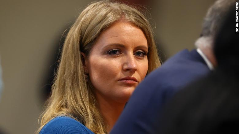 Trump campaign lawyer Jenna Ellis contracts coronavirus, source says