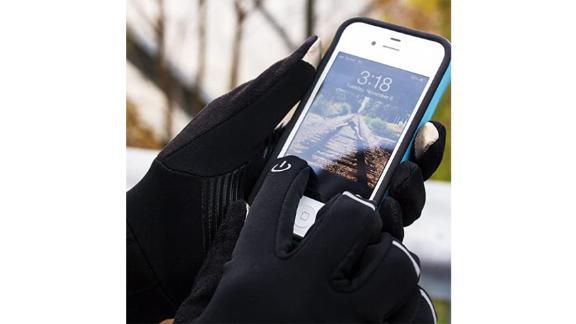 Zensah Smart Running Gloves With Touch-Screen Feature