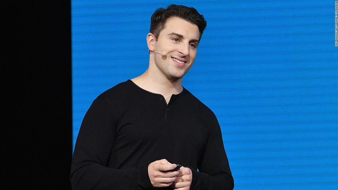 Airbnb CEO: This is how we outperformed our competitors in 2020