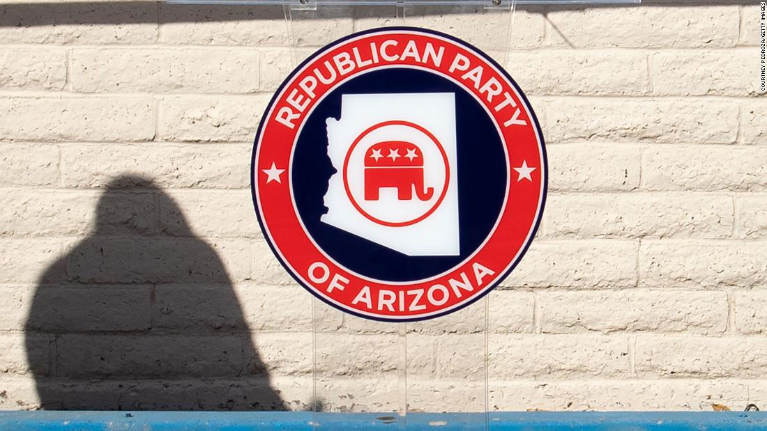 Opinion: Arizona Republicans still backing Trump are on the wrong path