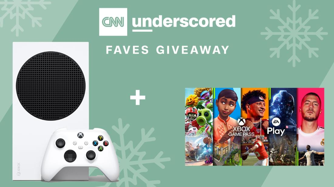 Win the Xbox Series S and Xbox Game Pass in the Underscored Faves Giveaway