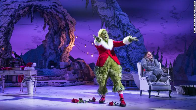 'Dr. Seuss' The Grinch Musical' puts the humbug in the holidays