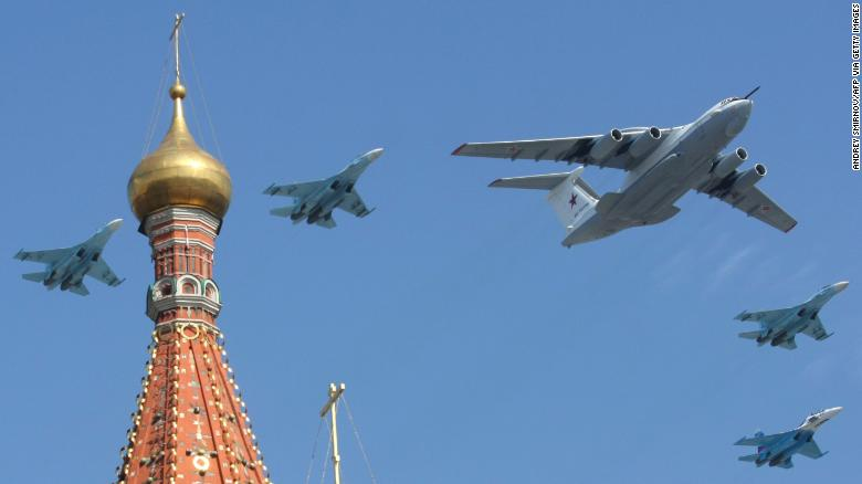 Thieves burglarize Russia's nuclear war 'doomsday' plane