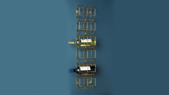 Thea Wall-Mounted Wine Rack