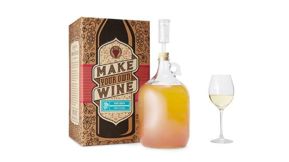 Uncommon Goods Pinot Grigio Wine Making Kit